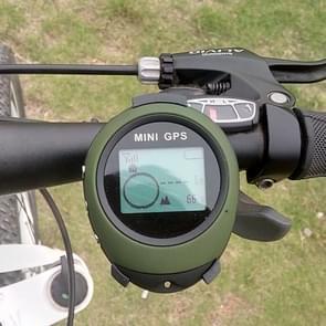 Sleutelhanger Handheld Mini GPS navigatie USB oplaadbare locatie Finder Tracker voor buiten reizen klimmen