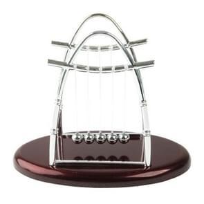 12mm Newton's Cradle balans bal fysica wetenschap leuk Bureau speelgoed