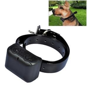 PET850 Waterdicht geen schors kraag  ingebouwde oplaadbare Battery(Black)