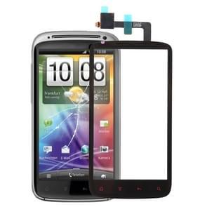 Vervanging aanrakingspaneel voor HTC Sensation XE (G18)(Black)