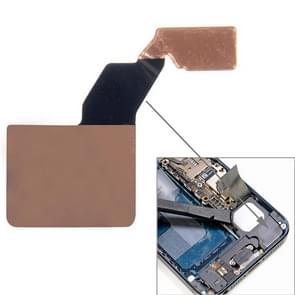 Warmte dissipatie Sticker voor iPhone 5S Front Camera