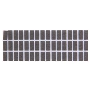 100 PCS spons schuim Pad voor iPhone 5S poort Flex laadkabel