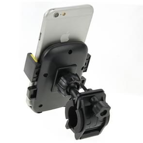 360 Degree Rotation Bicycle Phone Holder for iPhone 6 / iPhone 5 & 5C & 5S / iPhone 4 & 4S  Clip Size: 45mm-72mm