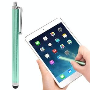 Hoog-gevoelige Touch Pen / capacitieve Stylus Pen voor iPhone 5 & 5S & 5C / 4 & 4S  iPad Air / iPad 4 / iPad mini 1 / 2 / 3 / nieuwe iPad (iPad 3) / iPad 2 / iPad en alle Capacitieve Touch Screen (turkoois)