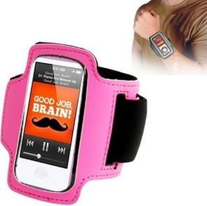 Sport Armband Case voor de iPod nano 7 (Magenta)