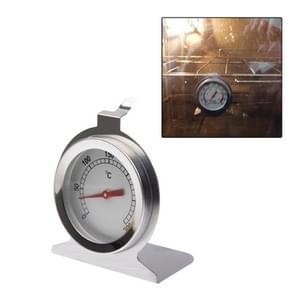 RVS Oven Thermometer (0~300℃)(Silver)