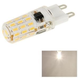 G9 4.5W 280LM maïs lamp  36 LED SMD 4014  witte licht  AC 220V