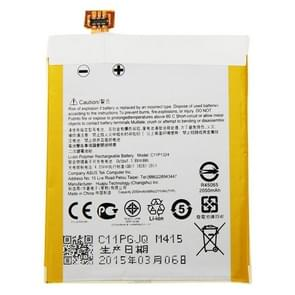 3.8V / 2050mAh vervangende & oplaadbare Li-Polymer batterij voor Asus ZenFone 5 / A500CG