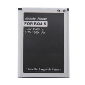 1600 mAh oplaadbare Li-ion batterij voor BQ 4.5