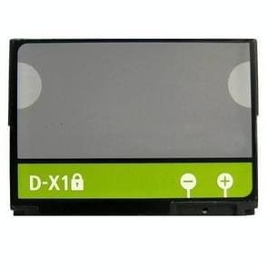 D-X1-batterij voor BlackBerry 8900  9500