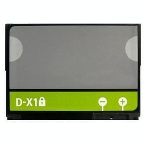 D-X1 accu / batterij voor Zwartberry 8900 9500