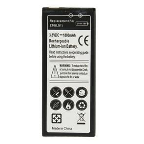 1800mAh LS1 vervangende batterij voor Blackberry Z10