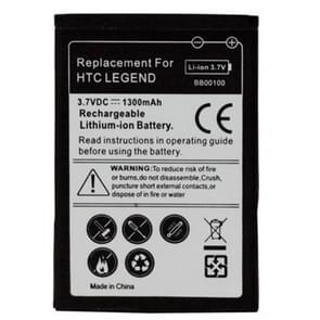 Mobiele telefoon batterij voor HTC Legend / G6 / wildfire