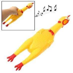 32cm interessant Toy Stress-opgelucht schreeuwen duivin Shrilling kip Relief geperst Gift
