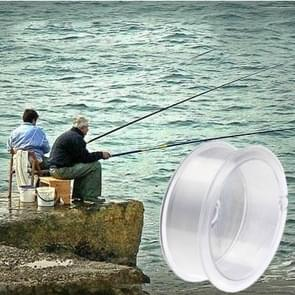 100m Extra Strong 2.0# 0.234mm 6.50kg Dedicated to the River Fishing Falcon Fishing Line (White)