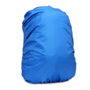 High Quality 45-50 liter Rain Cover for Bags(Blue)