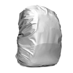 High Quality 45-50 liter Rain Cover for Bags(Silver)