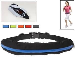 Large Capacity Outdoor Sports Waterproof Elastic Waist Bag Travel Running Fanny Pack (Random Color Delivery)