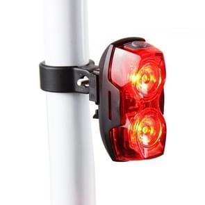 RPL-2230 New 1 Watt Super Bright 2-LEDs Bike Taillight