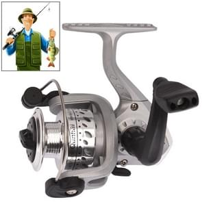 Ball Bearings Gear Ratio 5.1:1 Fishing Spinning Reel(Grey)