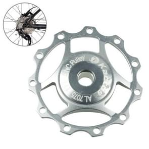 KACTUS Aluminum Jockey Wheel Rear Derailleur Pulley SHIMANO SRAM 11T(Silver)