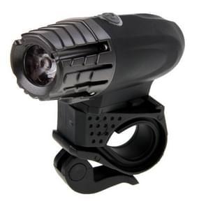 RAYPAL RPL-2256 200 Lumens afneembare USB oplaadbare LED fiets hoofdlamp met stuurhouder(zwart)