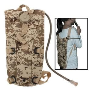 2.5L Tactical Duffle Nylon Waterbag Backpack with Tube / Waterbag