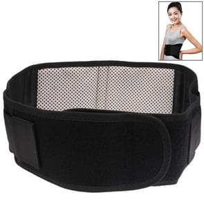 Infrared Magnetic Therapy Self-Heating Waist Protector(Black)