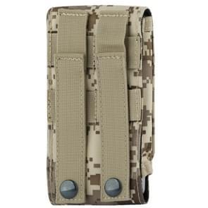 Stijlvol buiten Water bestendig stof Cell Phone Case  grootte: ca. 17 x 8 3 cm x 3 5 cm (Camouflage)