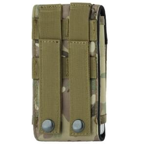 Stylish Outdoor Water Resistant Fabric Cell Phone Case  Size: approx. 17cm x 8.3cm x 3.5cm (CP)