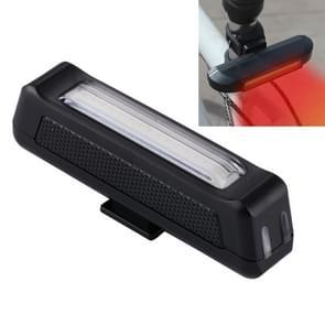 RPL-2261 100 Lumen USB oplaadbare hoofd licht met houder (rood licht)