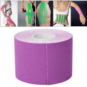 5M Waterproof KinesiologyTape Sports Muscles Care Therapeutic Bandage Width: 5cm
