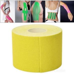 5M Waterproof Kinesiology Tape Sports Muscles Care Therapeutic Bandage  Width: 5cm