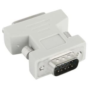 DVI-I 24 + 5 Pin vrouwtje naar VGA 15 Pin mannetje Converter Adapter