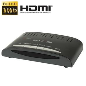 RCA Composiet Video & S-Video naar HDMI Converter Omvormer  ondersteunt Full HD 1080P