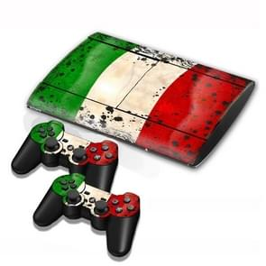 Kuwait Vlag patroon Stickers voor PS3 Game Console