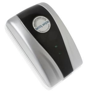 SD-001 Super Intelligent Digital Energy Saving Equipment  Useful Load: 18000W (EU Plug)(Grey)