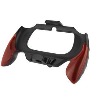 Kunststof Video Game Controller kleurrijke handgreep voor PS Vita 2000 (rood)