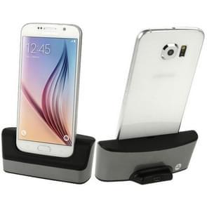 Temei EM-DZ90 5V 2A Desktop Station Dock laad Cradle voor Samsung Galaxy S6 Edge / G9250