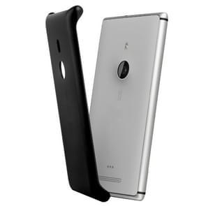 CC-3065 QI Standaard Appropriative Wireless laad Cover hoesje Shell  Voor Nokia Lumia 925(zwart)
