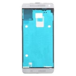 Voorzijde huisvesting LCD Frame Bezel plaat vervanging voor HTC One mini M4(White)
