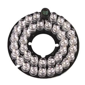 36 LED 5mm infrarood lamp Board voor CCD camera  IR afstand: 30m