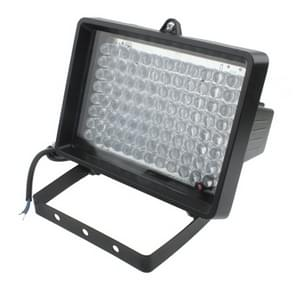 96 LED assistent licht voor CCD Camera  IR afstand: 100m (ZT-496WF)  grootte: 13x16.8x11cm(Black)