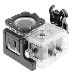 SJ4000 Full HD 1080P 1.5 inch LCD Sports Camcorder met Waterdicht hoesje, 12.0 Mega CMOS Sensor, 30m Waterdicht (wit)