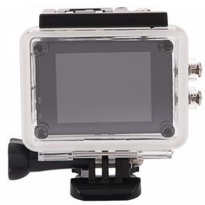 SJ7000 Full HD 1080P 2.0 inch LCD scherm Novatek 96655 WiFi Sports Camcorder Camera met waterdichte behuizing, 170 graden HD groothoeklens, 30m waterdicht(Goud)