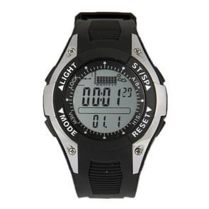 Digitale visserij Barometer horloge met hoogtemeter / Thermometer / Weather Forecast / tijd