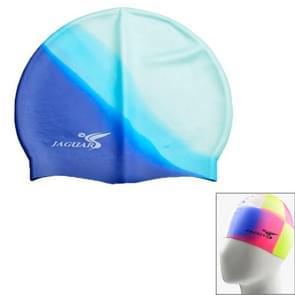Swimming Cap  Excellent Waterproof Swimming Hat  Elastic Silicone Hot Spring Cap (MC404)