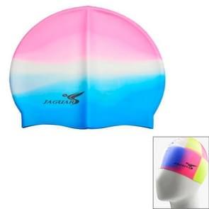 Swimming Cap  Excellent Waterproof Swimming Hat  Elastic Silicone Hot Spring Cap (MC601)