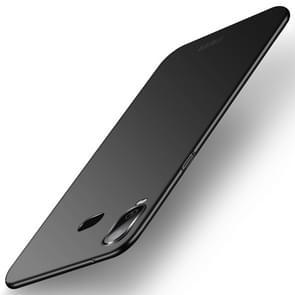 MOFI Frosted PC ultradunne volledige Case voor Galaxy A6s (zwart)