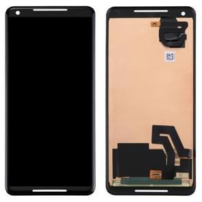 LCD-scherm en Digitizer voor Google Pixel 2 XL(Black)